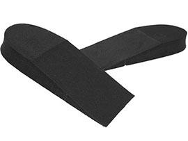 키높이 뒤굽깔창 - 2cm (블랙) 081208-05