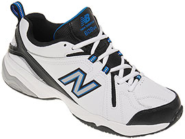 NEWBALANCE MX608V4R (흰검파) 뉴발란스 MX608V4R