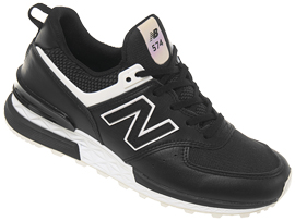 NEWBALANCE WS574RB (검흰) 뉴발란스 WS574RB
