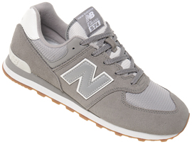 NEWBALANCE GC574SPU (그레이) 뉴발란스 GC574SPU