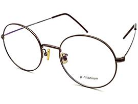 티타늄 동글이 안경테 705 UR_705-N