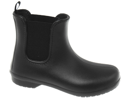 Crocs Freesail Chelsea Boot W (올검) 204630-060