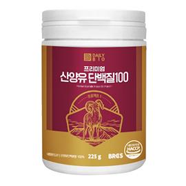 데일리바이오 프리미엄 산양유 단백질 100 DB-GMP100