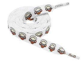 운동화 일반끈 (원숭이무늬) 20081002A