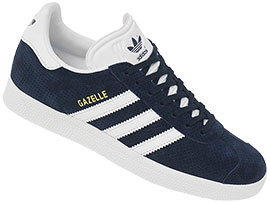 GAZELLE W (네이비) 가젤 BY9359