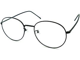 메탈 동글이 안경테 (발수코팅 자외선 차단 변색 렌즈) 1005 UR_1005-CW