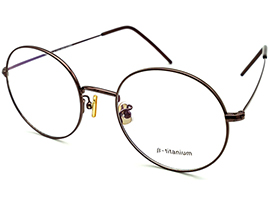 티타늄 동글이 안경테 (렌즈미포함) 705 UR_705-N