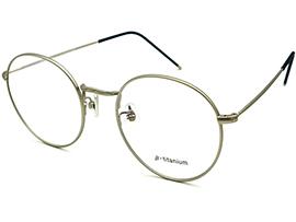 티타늄 동글이 안경테 (렌즈미포함) 706 UR_706-N