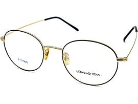 티타늄 동글이 안경테 (발수코팅 자외선 차단 변색 렌즈) M1 UR_M1-CW