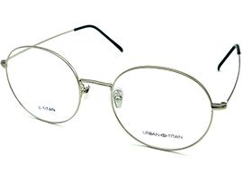 티타늄 동글이 안경테 (발수코팅 자외선 차단 변색 렌즈) M10 UR_M10-CW